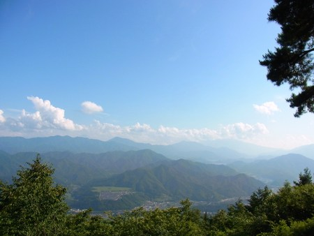 2011/07/05 百蔵山 大同山_d0233770_646129.jpg