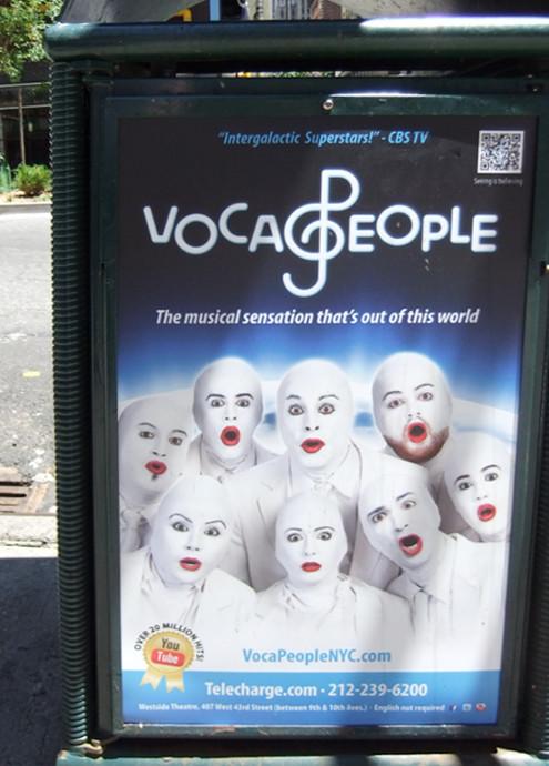 ニューヨーク版オバQかと思ったら、スーパー・アカペラ集団でした The Voca People_b0007805_0272494.jpg