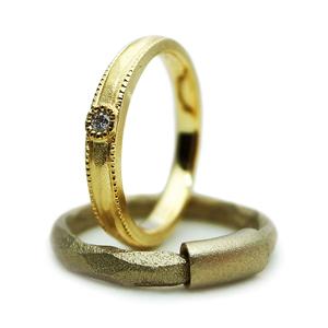 ORDERMADE MARRIAGE RING (Piercing Jewelry)_e0131432_10123719.jpg