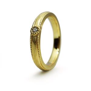 ORDERMADE MARRIAGE RING (Piercing Jewelry)_e0131432_10125066.jpg