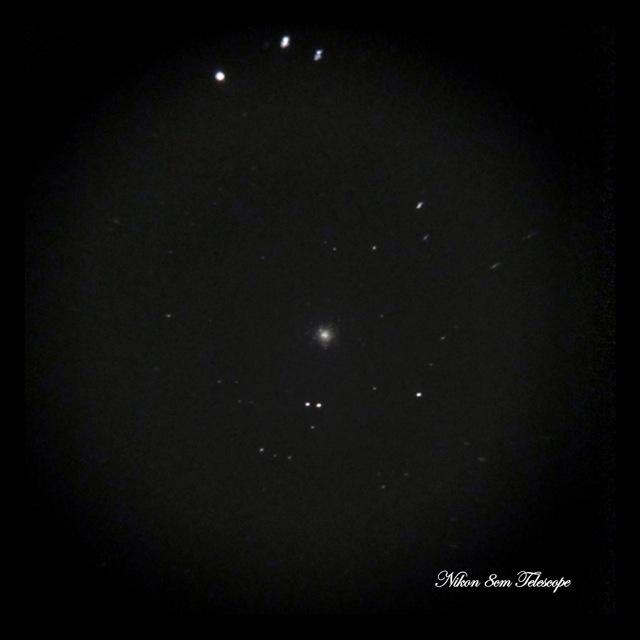 梅雨の合間の球状星団三昧(その1-M53球状星団)_b0167343_0353674.jpg