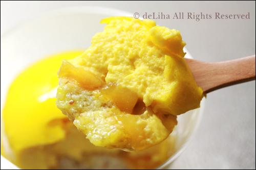 <サダハルアオキ> 夏の新作 マンゴーとパッションフルーツのジューシーケーキ_c0131054_23353711.jpg