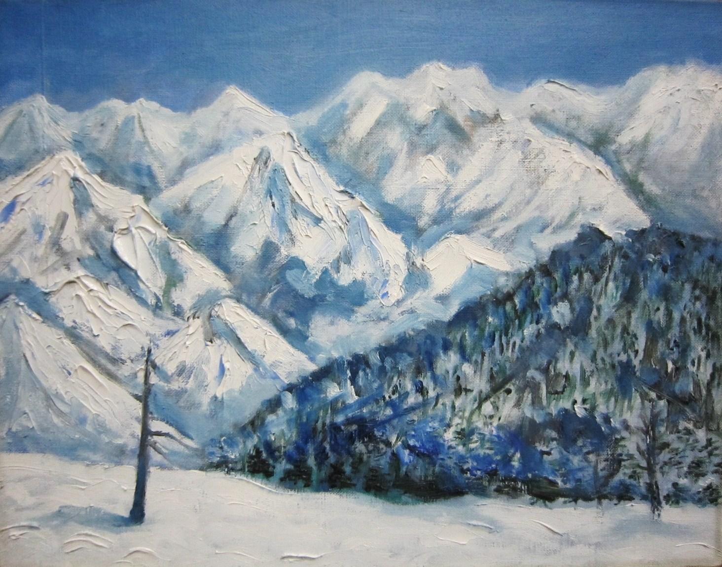 120. 雪景色 Part2_e0233674_2149141.jpg