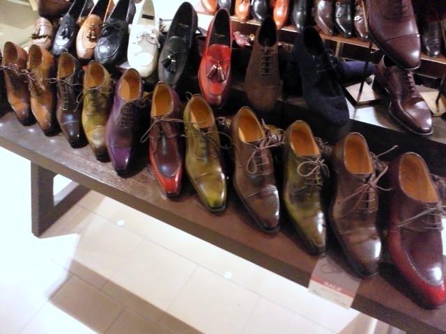 銀座三越5F シューケア\u0026リペア工房<紳士靴・婦人靴・バッグ・鞄の修理&ケア>
