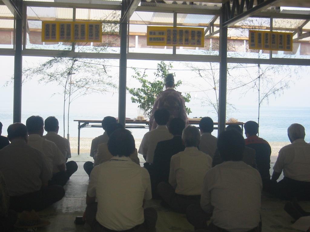 親不知海水浴場「海の祭典」が開かれました。_d0235898_1359133.jpg