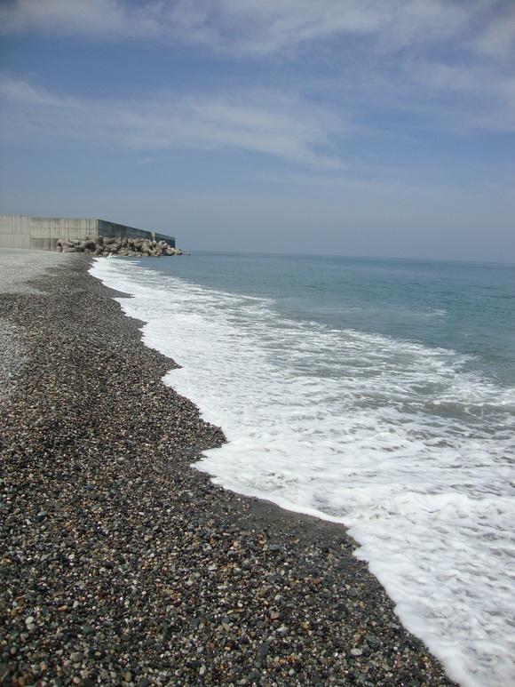 親不知海水浴場「海の祭典」が開かれました。_d0235898_147572.jpg