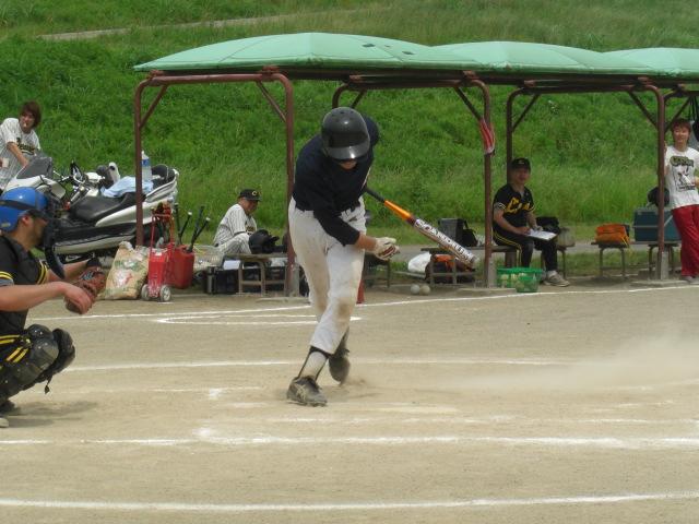 ソフトボール練習試合_b0209507_15161430.jpg