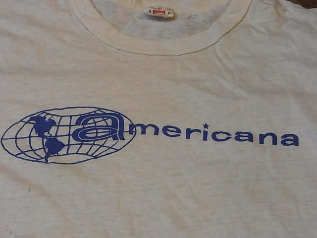 7/9(土)入荷商品!70'S HANES Tシャツ バインダーネック!_c0144020_14454977.jpg