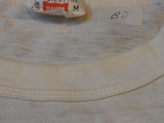 7/9(土)入荷商品!70'S HANES Tシャツ バインダーネック!_c0144020_14462936.jpg