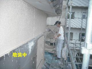 塗装工事3日目_f0031037_2013171.jpg