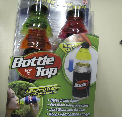 Bottle Top  12個セット。_c0119140_1373472.jpg