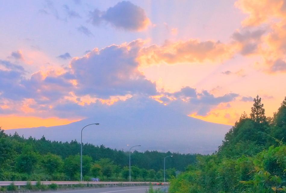 ダイヤモンド富士・御殿場市        写真を入れ替えました_a0150260_13182495.jpg