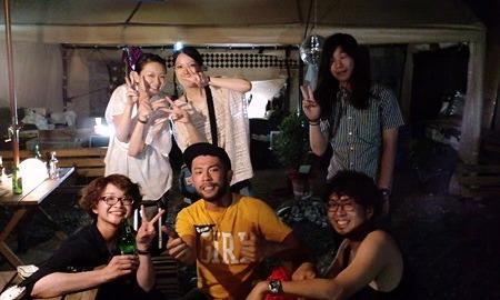 下北沢で常夏気分!_e0204105_2175391.jpg