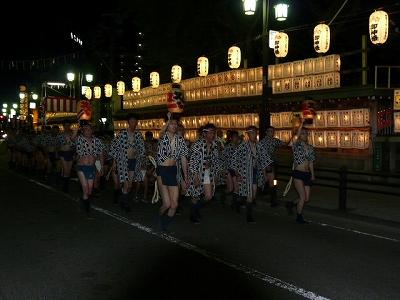 今日から博多は山笠です。5時から『お汐井取り』です。(第83話)_a0154912_13254310.jpg