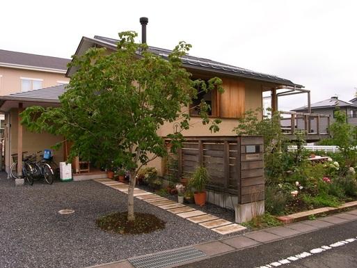 Nさんのいえ 植木の様子 2011/7/8_a0039934_17243184.jpg