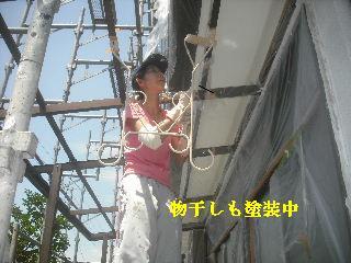 外壁塗装 4日目_f0031037_19352626.jpg