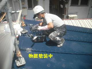 外壁塗装 4日目_f0031037_19355090.jpg