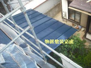 外壁塗装 4日目_f0031037_19365170.jpg