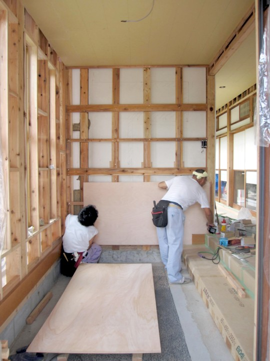 燕の家 全面改装リフォーム_c0170940_1144749.jpg