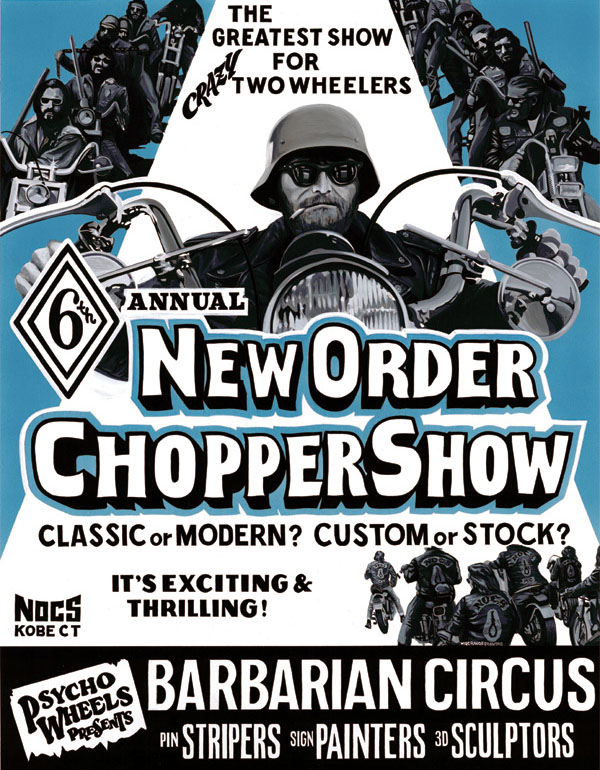 New Order Chopper Show 2011 #1_e0182444_12251765.jpg
