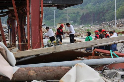 チーム・フロンティア 南三陸町支援活動1_f0175450_1552963.jpg