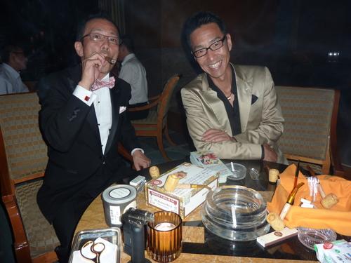 タグ ホイヤーとザ・リッツカールトン東京での饗宴_f0039351_22465242.jpg