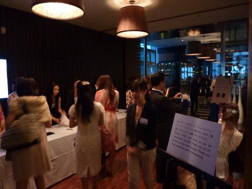 タグ ホイヤーとザ・リッツカールトン東京での饗宴_f0039351_22504428.jpg