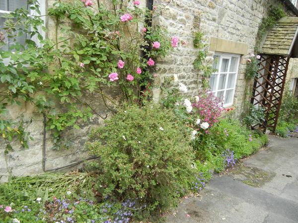 7月9日(土)イギリス旅行④ウィンチクム村~シェイクスピアの生家へ_f0060461_21541718.jpg