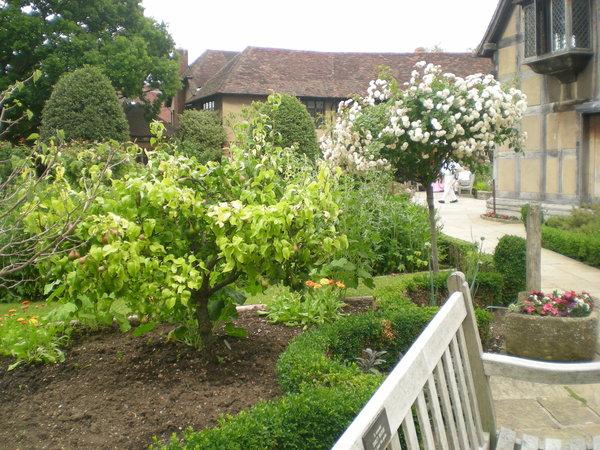 7月9日(土)イギリス旅行④ウィンチクム村~シェイクスピアの生家へ_f0060461_22222748.jpg