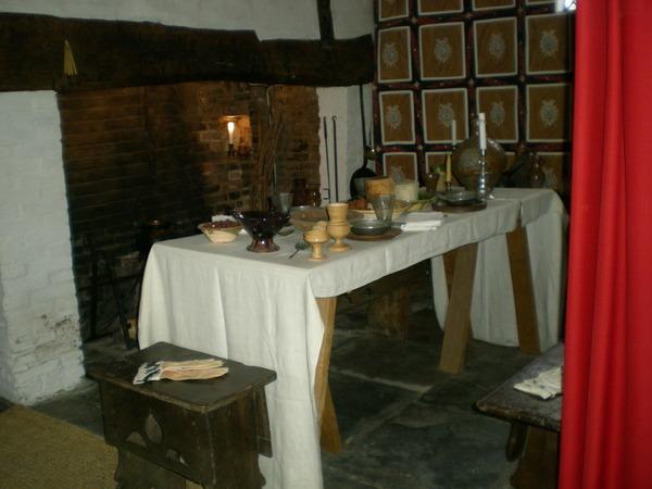 7月9日(土)イギリス旅行④ウィンチクム村~シェイクスピアの生家へ_f0060461_2230527.jpg