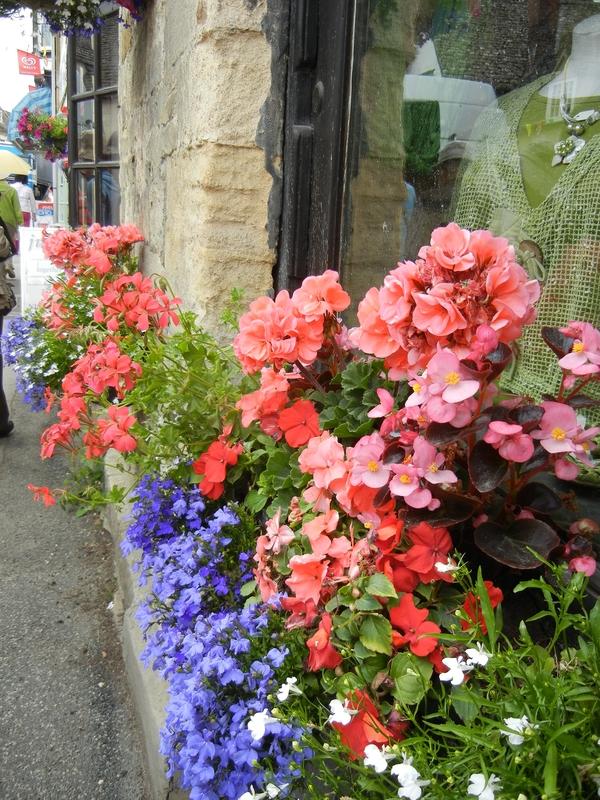 7月9日(土)イギリス旅行④ウィンチクム村~シェイクスピアの生家へ_f0060461_2238497.jpg