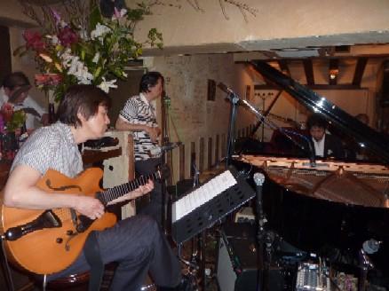 2011-07-09 7月2回目の「Jazz Conversation」_e0021965_902970.jpg