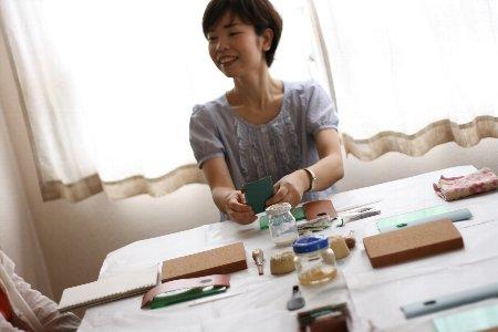 Ohama*さんの革こもの講座_f0224568_2052187.jpg