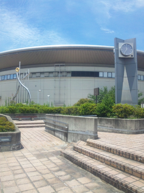 日本ガイシホールだななう。_e0087699_132429.jpg