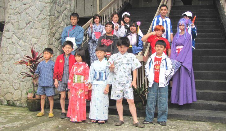 たなばた祭&コスプレ Tanabata workshop - July 9_a0109542_18351842.jpg