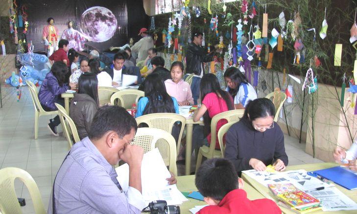 たなばた祭&コスプレ Tanabata workshop - July 9_a0109542_183822.jpg