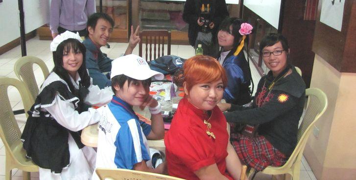 たなばた祭&コスプレ Tanabata workshop - July 9_a0109542_1839887.jpg