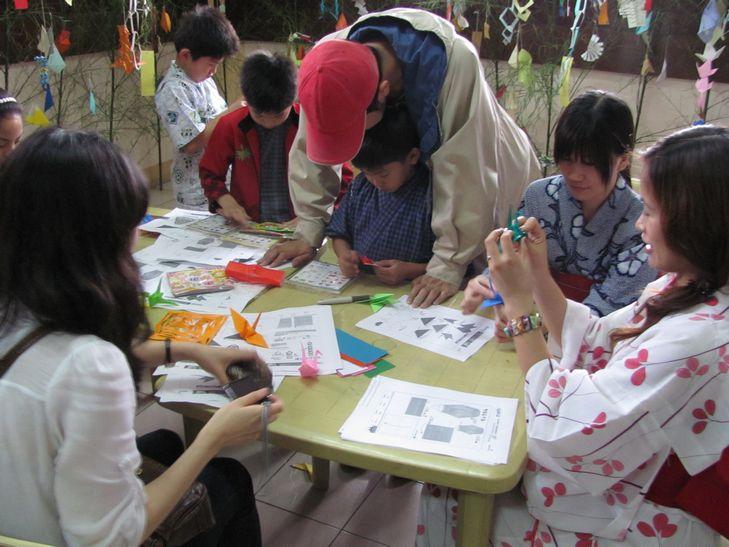 たなばた祭&コスプレ Tanabata workshop - July 9_a0109542_18415812.jpg