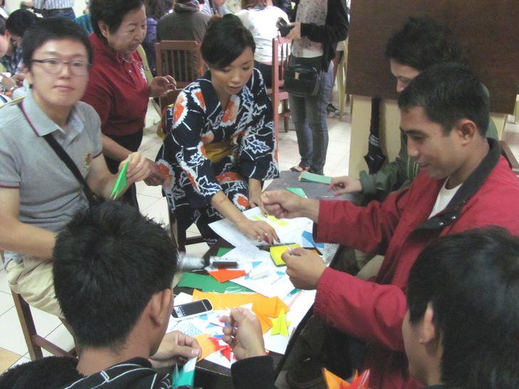 たなばた祭&コスプレ Tanabata workshop - July 9_a0109542_18424379.jpg