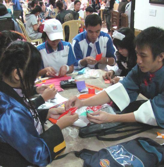 たなばた祭&コスプレ Tanabata workshop - July 9_a0109542_18464623.jpg