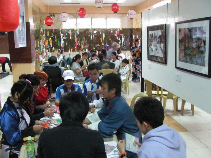 たなばた祭&コスプレ Tanabata workshop - July 9_a0109542_18475548.jpg