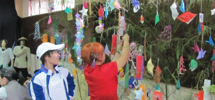 たなばた祭&コスプレ Tanabata workshop - July 9_a0109542_18484898.jpg