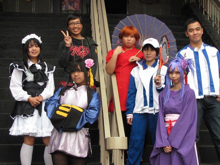 たなばた祭&コスプレ Tanabata workshop - July 9_a0109542_18494694.jpg