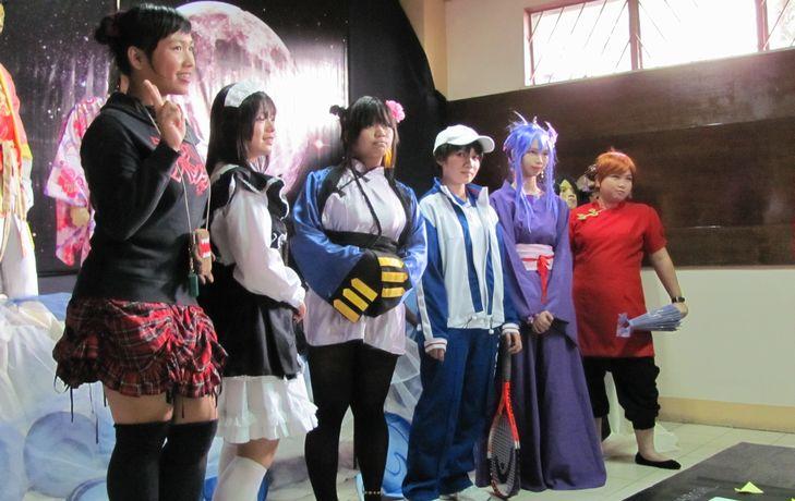たなばた祭&コスプレ Tanabata workshop - July 9_a0109542_1851773.jpg