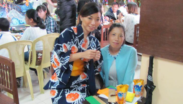 たなばた祭&コスプレ Tanabata workshop - July 9_a0109542_18532098.jpg