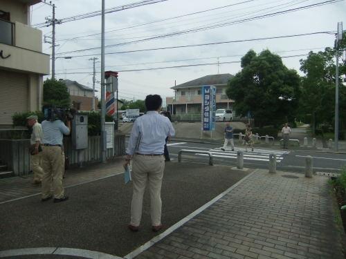 NHK「クローズアップ現代」の取材がありました。_c0113948_191341.jpg