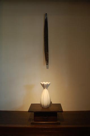 若杉聖子展の展示風景_d0087761_22191430.jpg