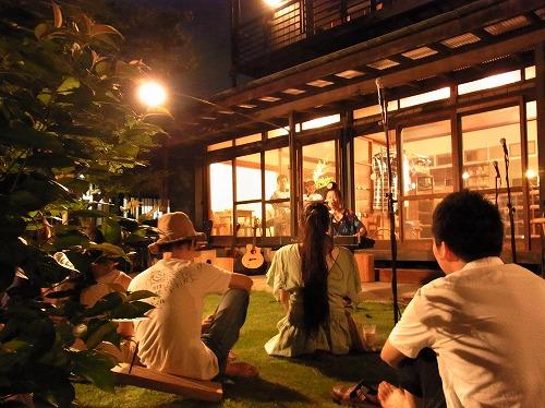 【 芝生で音楽@senkiya 】_c0199166_838741.jpg