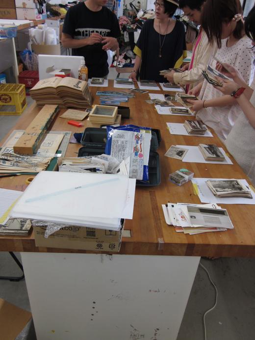飯田竜太WS「絵ハガキで作品をつくろう!」/IIDA Ryuta Workshop _c0216068_19261498.jpg