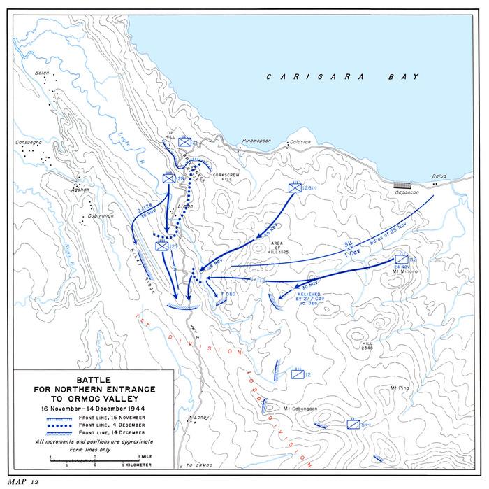 レイテ島・歩兵第41連隊の戦跡を訪ねて③_c0060075_20414026.jpg